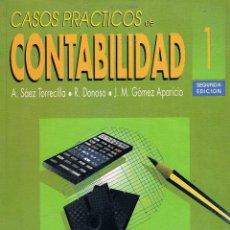 Libros de segunda mano: DOS LIBROS DE CONTABILIDAD COMO NUEVOS SIN USAR. Lote 133773266