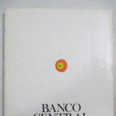 Libros de segunda mano: BANCO CENTRAL. BOLETÍN INFORMATIVO. ESTUDIO ECONÓMICO 1970. MADRID 10 DE FEBRERO DE 1971.. Lote 133802878