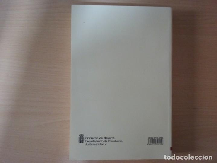 Libros de segunda mano: REVISTA JURIDICA DE NAVARRA. Nº 35. ENERO - JUNIO 2003 - Foto 8 - 135026638