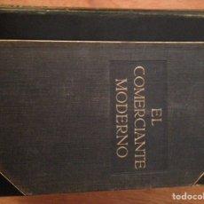 Libros de segunda mano: MAURICE POTEL: EL COMERCIANTE MODERNO. 3TOMOS. Lote 135297117