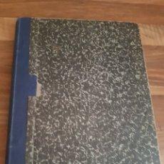 Libros de segunda mano: BOLETIN INFORMATIVO DE LEGISLACION FISCAL 1955. Lote 136266888