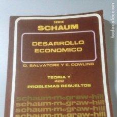 Libros de segunda mano: DESARROLLO ECONÓMICO. Lote 139415020
