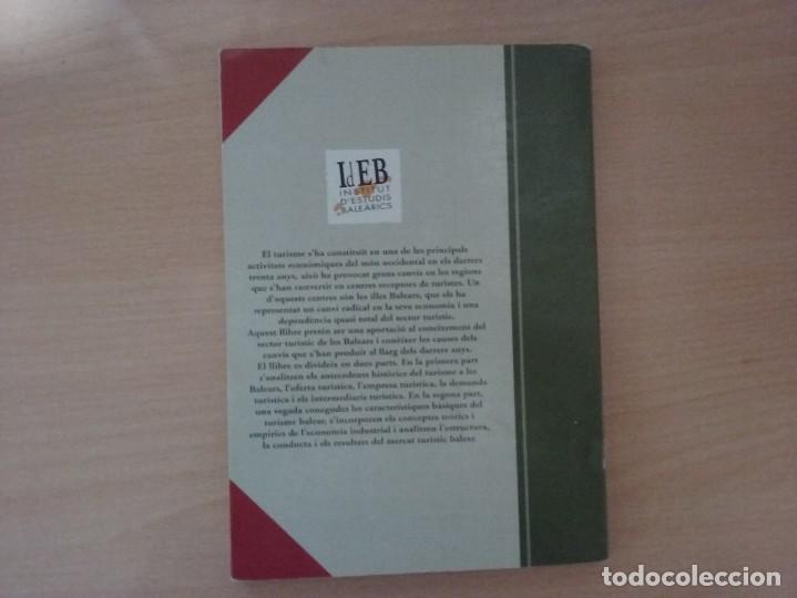 Libros de segunda mano: MERCAT TURÍSTIC BALEAR - ANTONI SASTRE - Foto 4 - 139548186