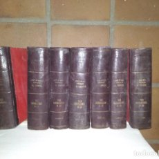 Libros de segunda mano: LEY ENJUICIAMIENTO CIVIL (J.M. MANRESA) 6º EDICIÓN (1944). Lote 139589718