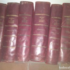 Libros de segunda mano: REVISTA DE DERECHO PRIVADO 1941 - 1946. Lote 139656862