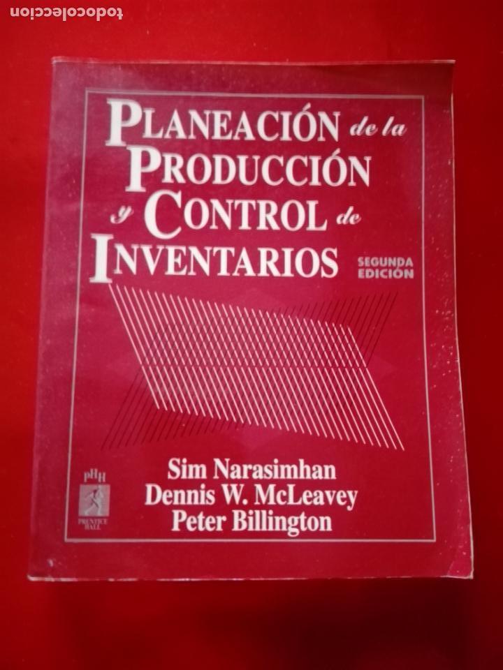 Planeacion De La Produccion Y Control De Inventarios Narasimhan Download