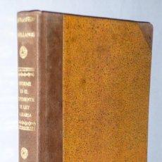Libros de segunda mano: INFORME DE LA SOCIEDAD ECONÓMICA DE MADRID ... EN EL EXPEDIENTE DE LEY AGRARIA. Lote 141504834