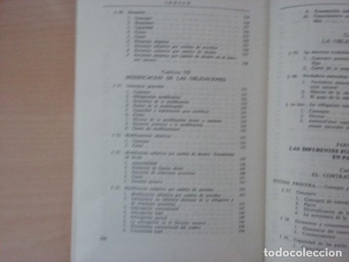 Libros de segunda mano: DERECHO CIVIL II. DERECHO DE OBLIGACIONES. LA OBLIGACIÓN Y EL CONTRATO EN GENERAL-MANUEL ALBALADEJO - Foto 14 - 142693306