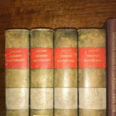 Libros de segunda mano: DERECHO HIPOTECARIO, RAMÓN MARÍA ROCA SASTRE (4 VOLÚMENES + SUPLEMENTO). Lote 142903140
