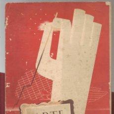 Libros de segunda mano: ARTE COMERCIAL REVISTA TECNICA DE PUBLICIDAD Y ORGANIZACIÓN, DIRECTOR E.B MELENDRERAS, PORT. Lote 143130738