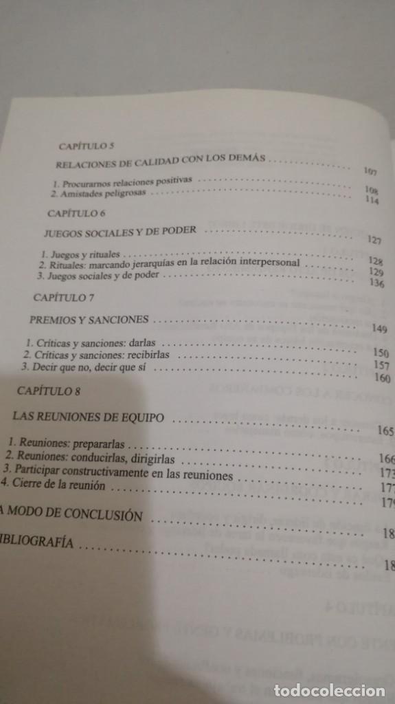 Libros de segunda mano: COMO TRABAJAR EN EQUIPO - FRANCESC BORRELL - Foto 8 - 143773930