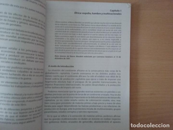 Libros de segunda mano: ÁFRICA - AMÉRICA LATINA (ERNESTO A. BALETTO) - Foto 4 - 145250062