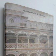 Libros de segunda mano: CRÓNICA DE ALCALÁ DE HENARES - ENRÍQUEZ DE SALAMANCA, CAYETANO. Lote 145462969