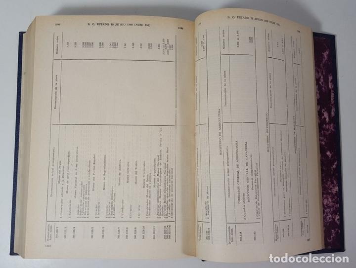 Libros de segunda mano: REPERTORIO CRONOLÓGICO DE LEGISLACIÓN. 38 TOMOS. EDIT ARANZADI. PAMPLONA. 1966/ 1986. - Foto 8 - 145509826
