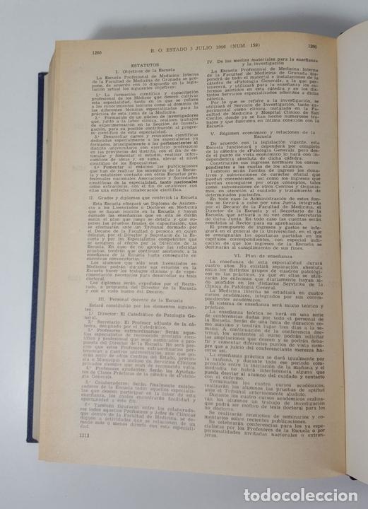 Libros de segunda mano: REPERTORIO CRONOLÓGICO DE LEGISLACIÓN. 38 TOMOS. EDIT ARANZADI. PAMPLONA. 1966/ 1986. - Foto 9 - 145509826
