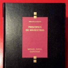 Libros de segunda mano: PRINCIPIOS DE MÁRKETING. EDICIONES DEUSTO. Lote 146375814