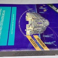 Libros de segunda mano: LA DISTRIBUCION COMERCIAL OPCIONES ESTRATEGICAS - SAINZ DE VICUÑA ANCÍN, JOSÉ MARÍA. Lote 146582062