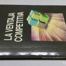 Libros de segunda mano: LA VENTAJA COMPETITIVA - DRA. AVELINA KOENES-EDICIONES DIAZA DE SANTOS. Lote 146606218