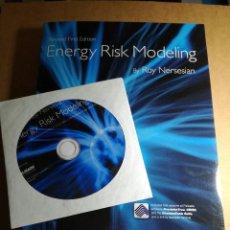 Libros de segunda mano: ENERGY RISK MODELING - ROY NERSESIAN. Lote 147018358