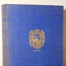 Libros de segunda mano: SÁNCHEZ MAZAS, RAFAEL - CARO BAROJA, ETC. - UN SIGLO EN LA VIDA DEL BANCO DE BILBAO. PRIMER CENTENAR. Lote 147287672