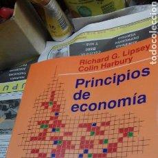 Libros de segunda mano: PRINCIPIOS DE ECONOMIA. RICHARD G. LIPSEY. Lote 147299637