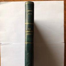 Libros de segunda mano: LA PERSONA HUMANA, ANTONIO BORRELL MACIÁ. Lote 147308144