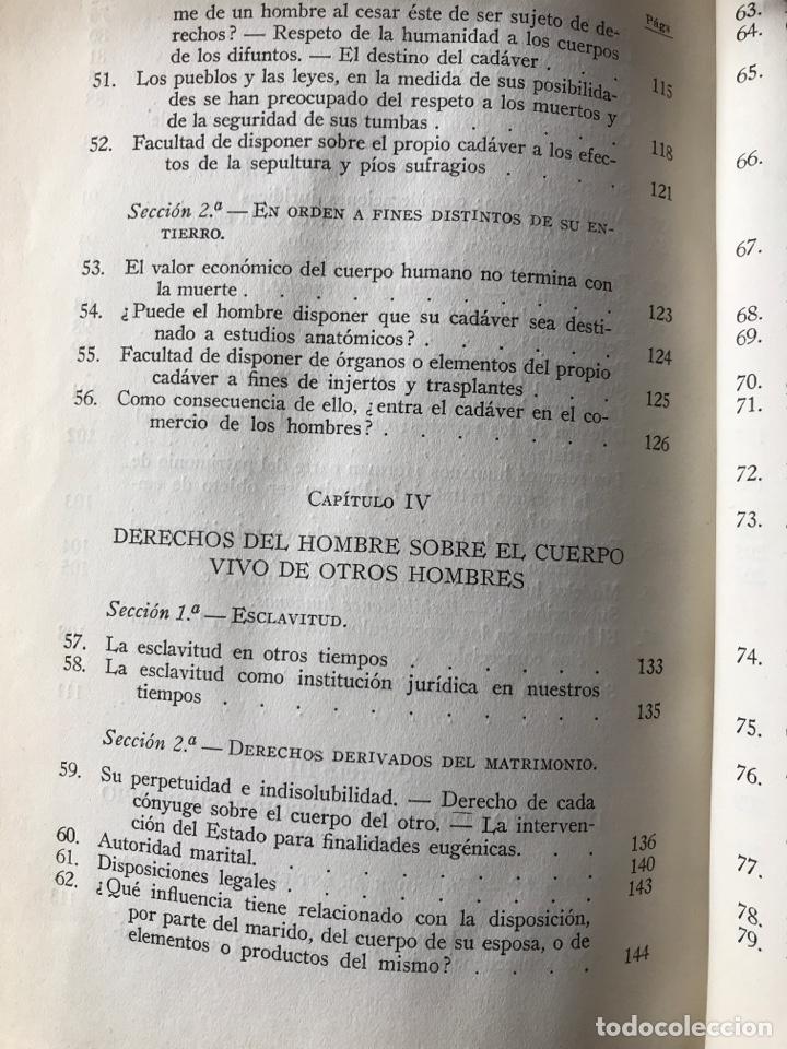 Libros de segunda mano: La persona humana, Antonio Borrell Maciá - Foto 7 - 147308144