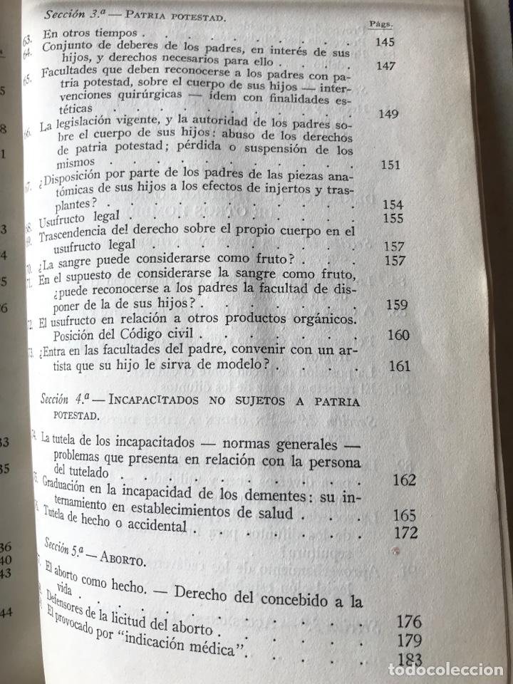 Libros de segunda mano: La persona humana, Antonio Borrell Maciá - Foto 8 - 147308144