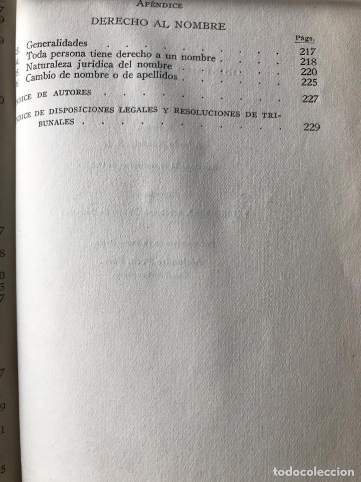 Libros de segunda mano: La persona humana, Antonio Borrell Maciá - Foto 10 - 147308144