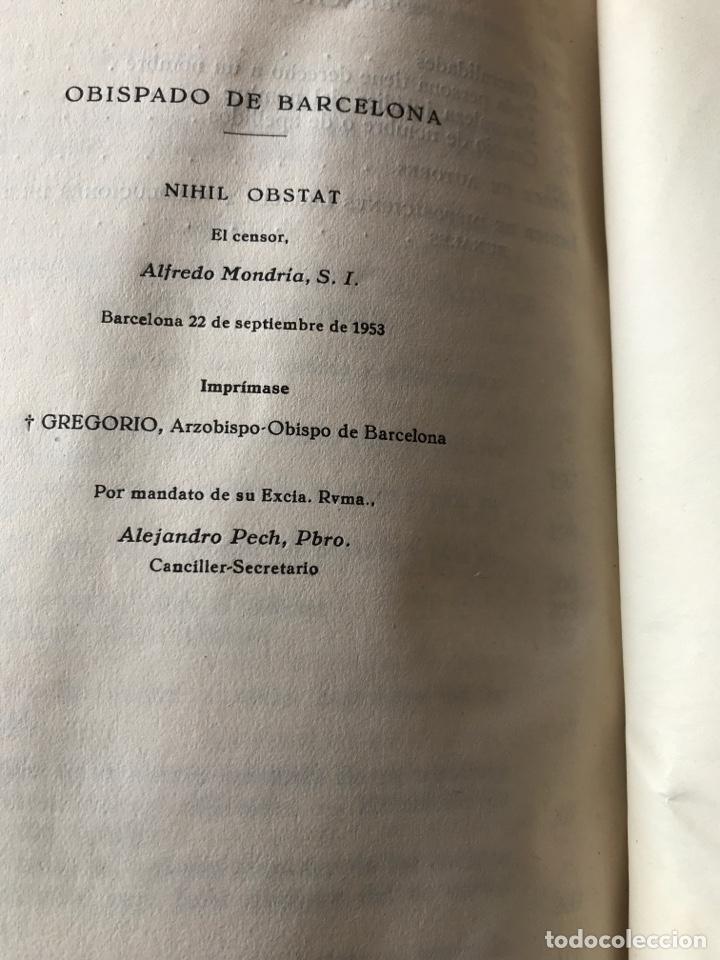 Libros de segunda mano: La persona humana, Antonio Borrell Maciá - Foto 11 - 147308144