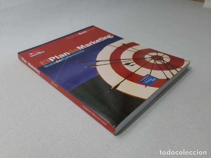 Libros de segunda mano: El plan de marketing - Marian Burk Wood - Foto 3 - 147965213