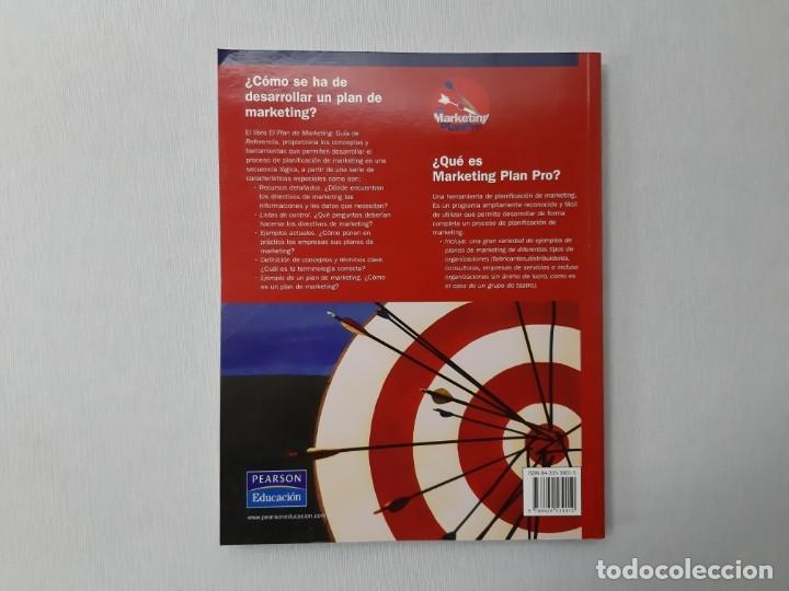 Libros de segunda mano: El plan de marketing - Marian Burk Wood - Foto 4 - 147965213