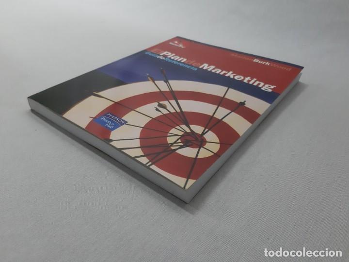 Libros de segunda mano: El plan de marketing - Marian Burk Wood - Foto 2 - 147965213