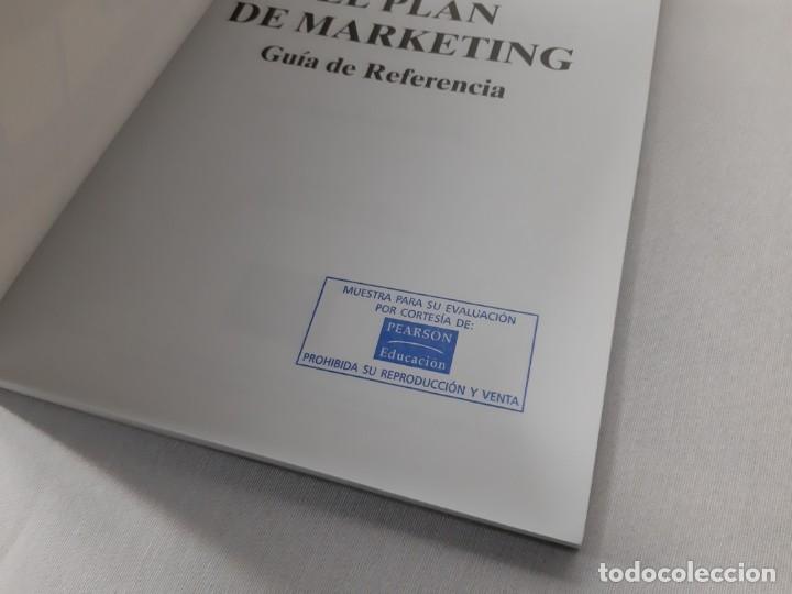 Libros de segunda mano: El plan de marketing - Marian Burk Wood - Foto 5 - 147965213