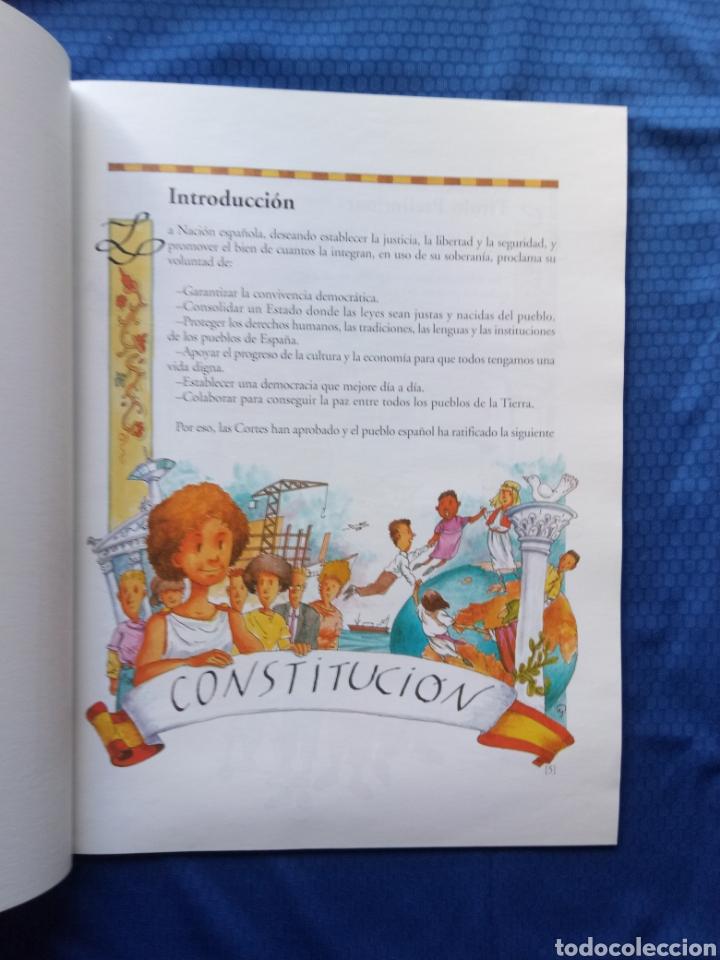 Libros de segunda mano: LA CONSTITUCIÓN DE TODOS CONGRESO DE LOS DIPUTADOS 2003 - Foto 4 - 148142270