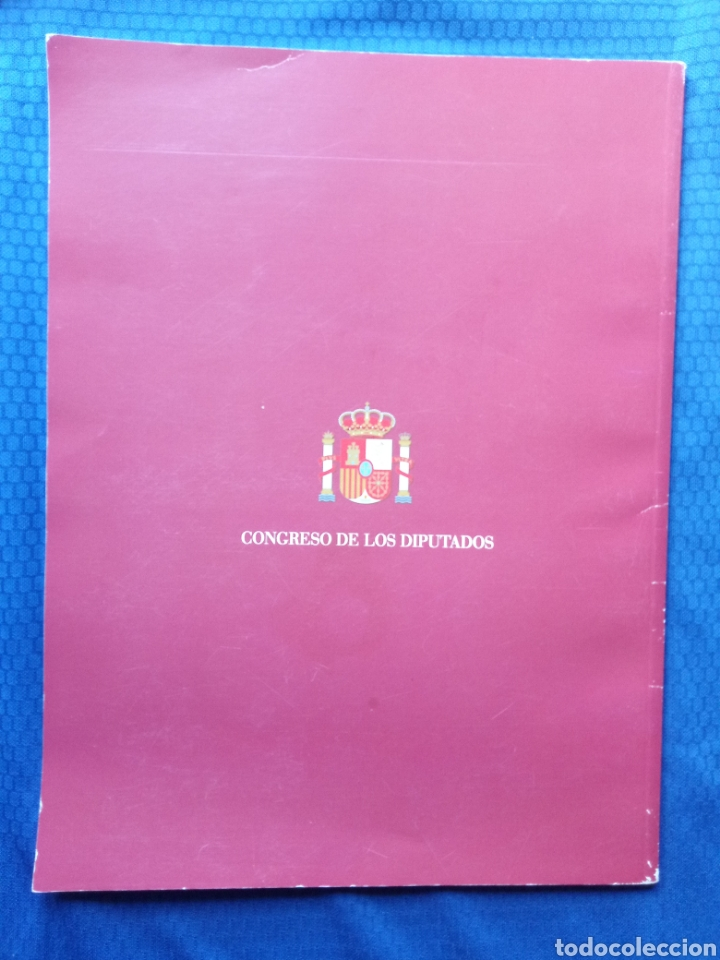 Libros de segunda mano: LA CONSTITUCIÓN DE TODOS CONGRESO DE LOS DIPUTADOS 2003 - Foto 7 - 148142270
