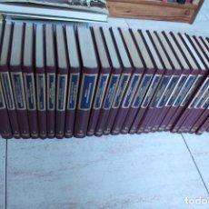 Libros de segunda mano: BIBLIOTECA DE LA EMPRESA. VARIOS AUTORES. ORBIS.COMPLETA. 30 TOMOS.. Lote 148466774