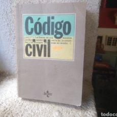 Libros de segunda mano: CODIGO CIVIL TECNOS 1993. Lote 149580498