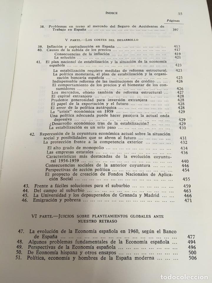 Libros de segunda mano: Sobre la decadencia económica de España por Juan Velarde Fuertes - Foto 11 - 150986414