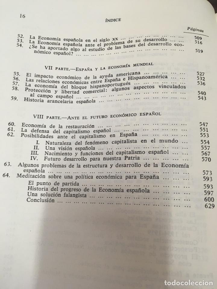 Libros de segunda mano: Sobre la decadencia económica de España por Juan Velarde Fuertes - Foto 12 - 150986414