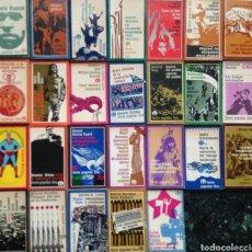 Libros de segunda mano: GRAN LOTE 26 LIBROS EDITORIAL ERA SERIE POPULAR POLITICA - PUBLICADOS EN MÉXICO 1970S. Lote 152159158
