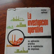 Libros de segunda mano: SPILMAN, MICHEL BARCELONA. 1965. FRANCISCO CASNOVAS.. Lote 152159296