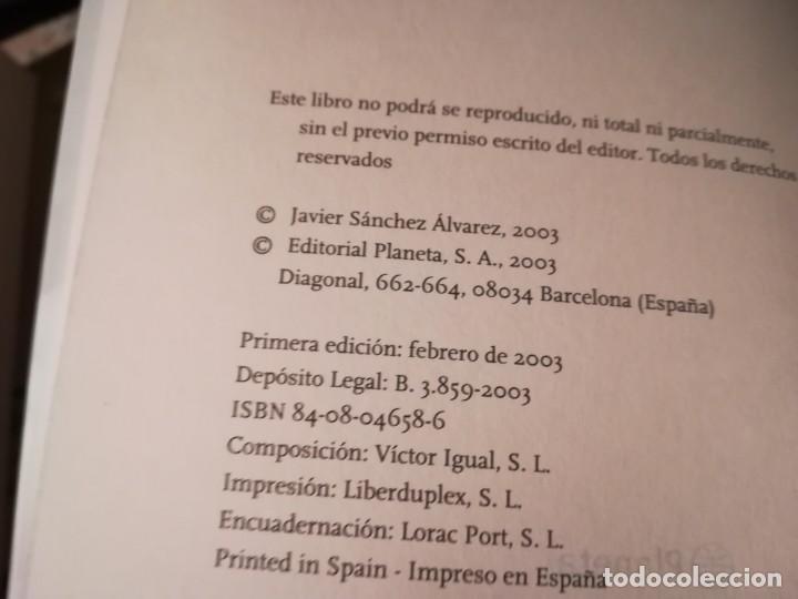 Libros de segunda mano: Ejecutivos. La gran mentira - Javier Sánchez Álvarez - Foto 3 - 152479090