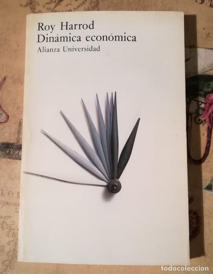 DINÁMICA ECONÓMICA - ROY HARROD (Libros de Segunda Mano - Ciencias, Manuales y Oficios - Derecho, Economía y Comercio)