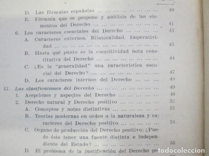 Libros de segunda mano: JOSE CASTAN TOBEÑAS. DERECHO CIVIL ESPAÑOL, COMUN Y FLORAL. 6 LIBROS. EDITORIAL REUS - Foto 12 - 153018666