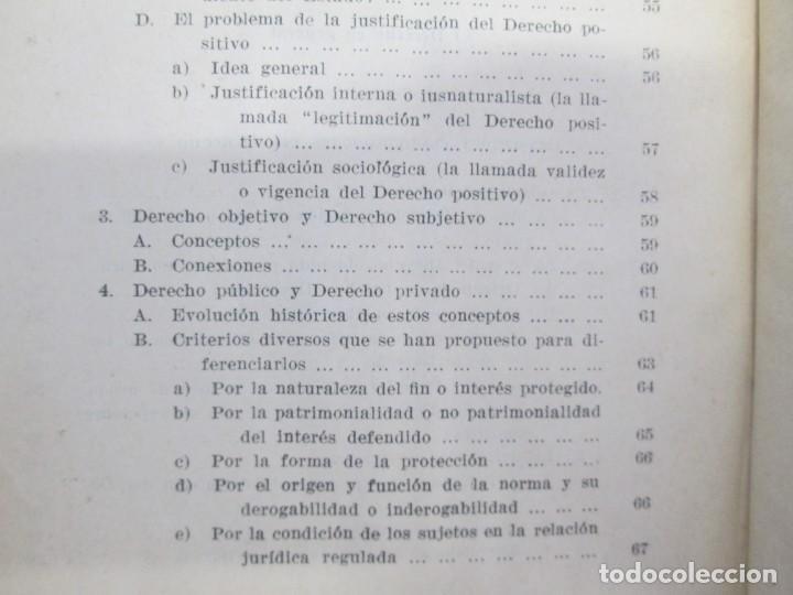 Libros de segunda mano: JOSE CASTAN TOBEÑAS. DERECHO CIVIL ESPAÑOL, COMUN Y FLORAL. 6 LIBROS. EDITORIAL REUS - Foto 13 - 153018666