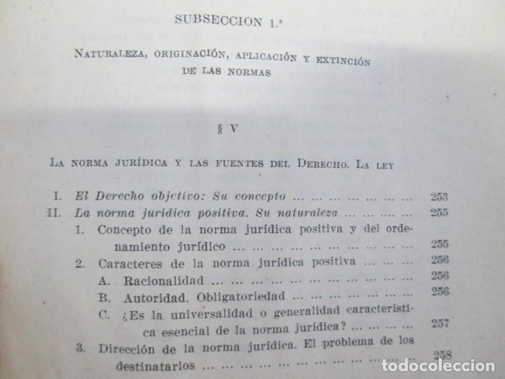 Libros de segunda mano: JOSE CASTAN TOBEÑAS. DERECHO CIVIL ESPAÑOL, COMUN Y FLORAL. 6 LIBROS. EDITORIAL REUS - Foto 27 - 153018666