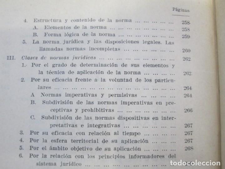 Libros de segunda mano: JOSE CASTAN TOBEÑAS. DERECHO CIVIL ESPAÑOL, COMUN Y FLORAL. 6 LIBROS. EDITORIAL REUS - Foto 28 - 153018666