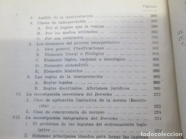Libros de segunda mano: JOSE CASTAN TOBEÑAS. DERECHO CIVIL ESPAÑOL, COMUN Y FLORAL. 6 LIBROS. EDITORIAL REUS - Foto 36 - 153018666