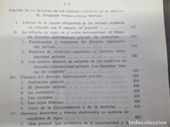 Libros de segunda mano: JOSE CASTAN TOBEÑAS. DERECHO CIVIL ESPAÑOL, COMUN Y FLORAL. 6 LIBROS. EDITORIAL REUS - Foto 42 - 153018666